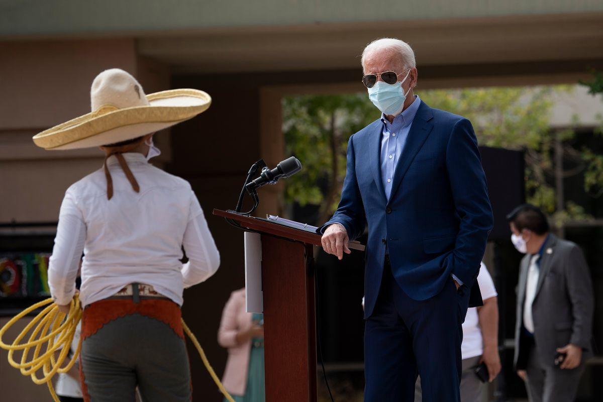 Joe Biden envía 5 mensajes a la diversidad de votantes latinos