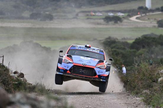 El accidente ocurrió en el Rally de Vidreiro, en Portugal.
