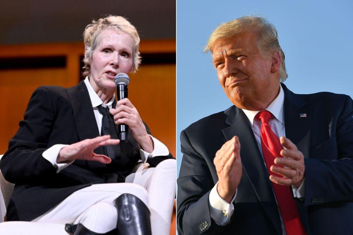 Departamento de Justicia sale en defensa de Trump por demanda de mujer que lo acusó de violación