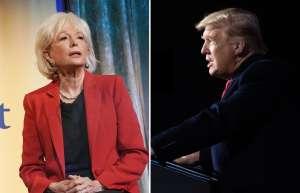 Trump abandona un programa de entrevista y ataca a la periodista por no llevar mascarilla