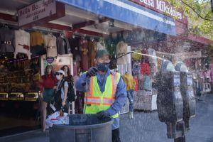 Descartan cierre total de frontera México-EE.UU. por aumento de de coronavirus