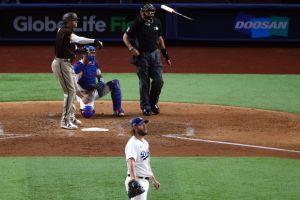 Graterol vs. Machado: ¿Quién tiene la razón por la pelea entre Dodgers y Padres?
