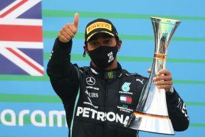Histórico: Lewis Hamilton gana la GP de Eifel y empata récord de victorias de Michael Schumacher