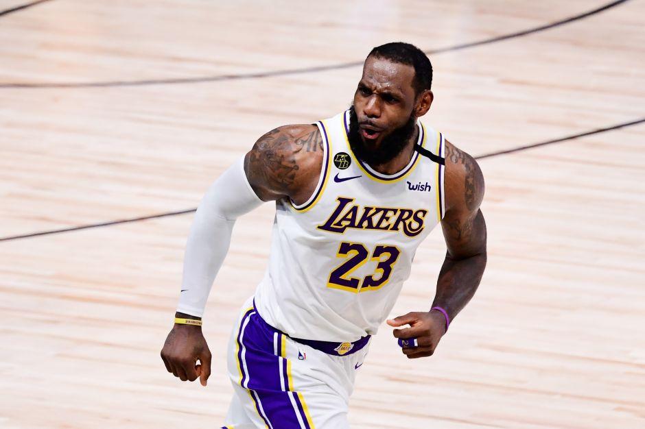 A cuánto asciende la fortuna de LeBron James, la estrella de Los Lakers de Los Ángeles