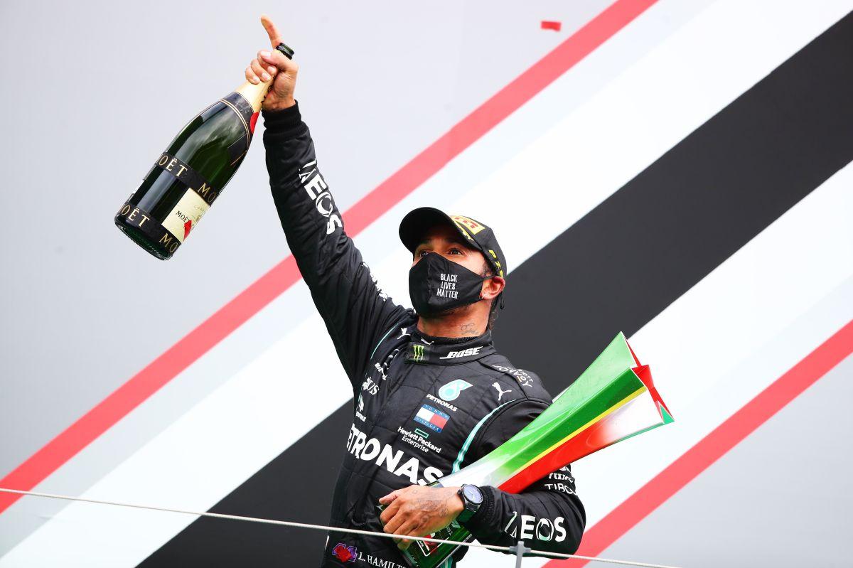 ¡Histórico! Lewis Hamilton rompe el récord de Schumacher y se convierte en el piloto más ganador de F1