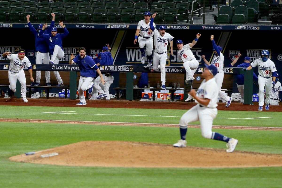 Los Dodgers regresan a casa, pero dicen que la celebración con sus fans tendrá que esperar