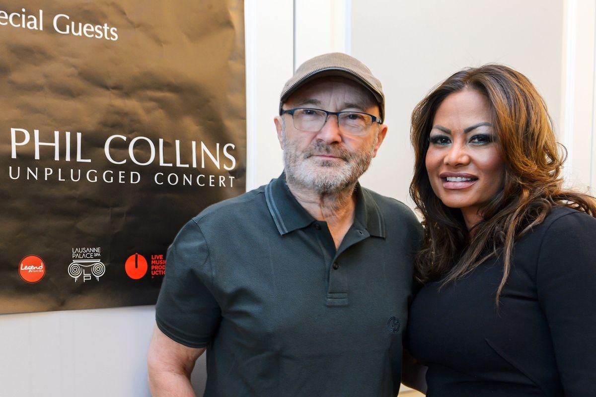 Phil Collins sigue inmerso en un pleito que parece interminable con su ex.