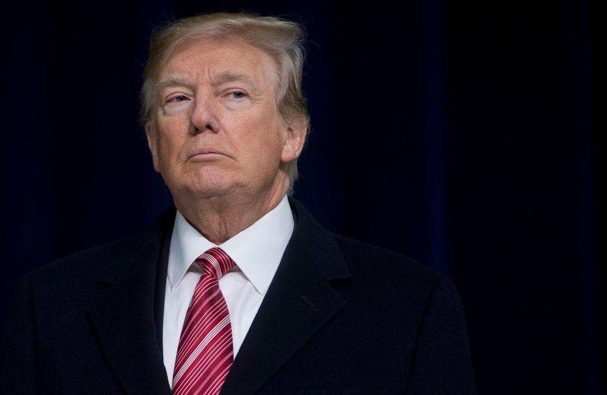 El presidente Trump continúa su lucha para ocultar reporte de impuestos.