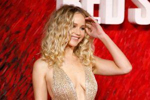 Jennifer Lawrence celebra pijamadas semanales con varias celebridades de Hollywood