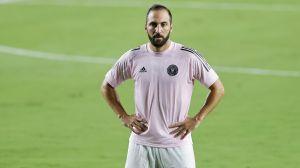 ¡GO-LA-ZO! Higuaín se estrena en la MLS