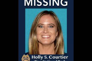 Alguacil pone en duda historia de la desaparición de mujer de California en un parque nacional de Utah