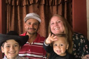 La vida en México de una familia después de la deportación