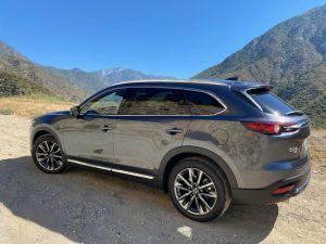 Mazda CX-9 Signature AWD: tecnología sin sobrecostos
