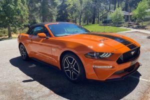 Ford Mustang GT 2020 Premium: clásico y moderno a la vez