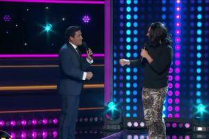 El Dasa le da una tremenda lección a Rafa Araneda en 'Tu Cara Me Suena'