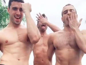 Tres participantes de 'El Domo del Dinero' hacen un video HOT