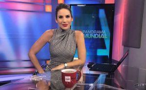 María Alejandra Requena de CNN y Luciano D'Alessandro confirman romance