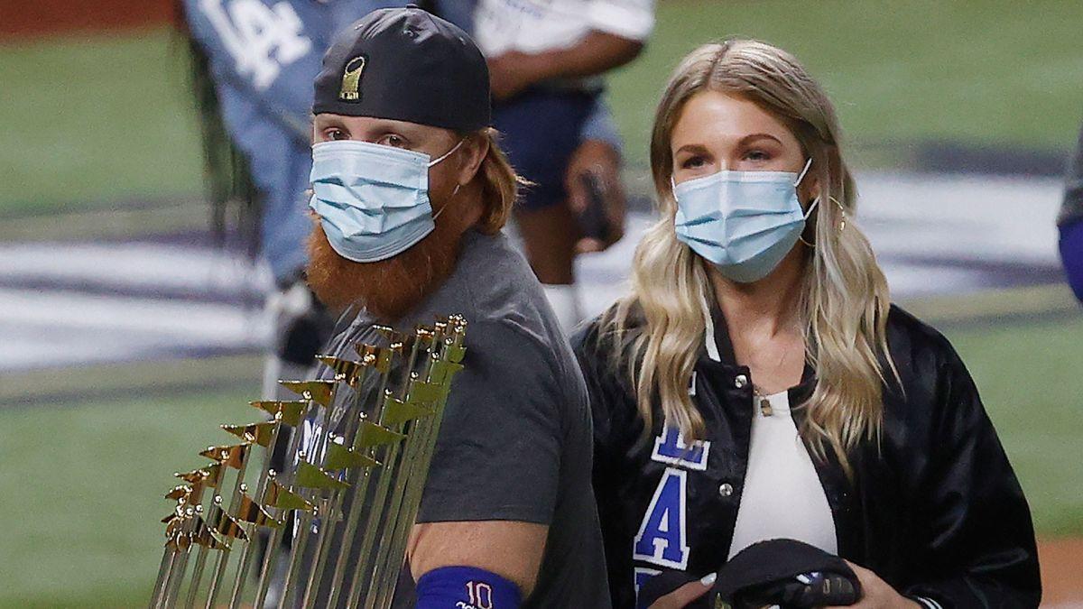¿Irresponsable o egoísta? MLB investiga a Turner por festejar con coronavirus
