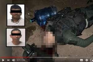 La Chencha y el Seco, integrantes del CJNG detenidos tras matar a policía