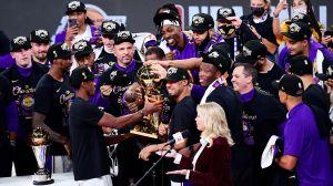 Lakers logran su histórico 17º título de la NBA