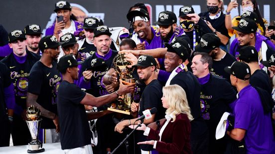 Lakers Campeones