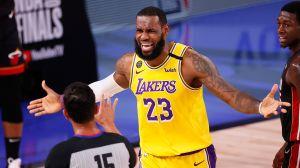 Lakers ganan y están a un juego de coronarse en la NBA