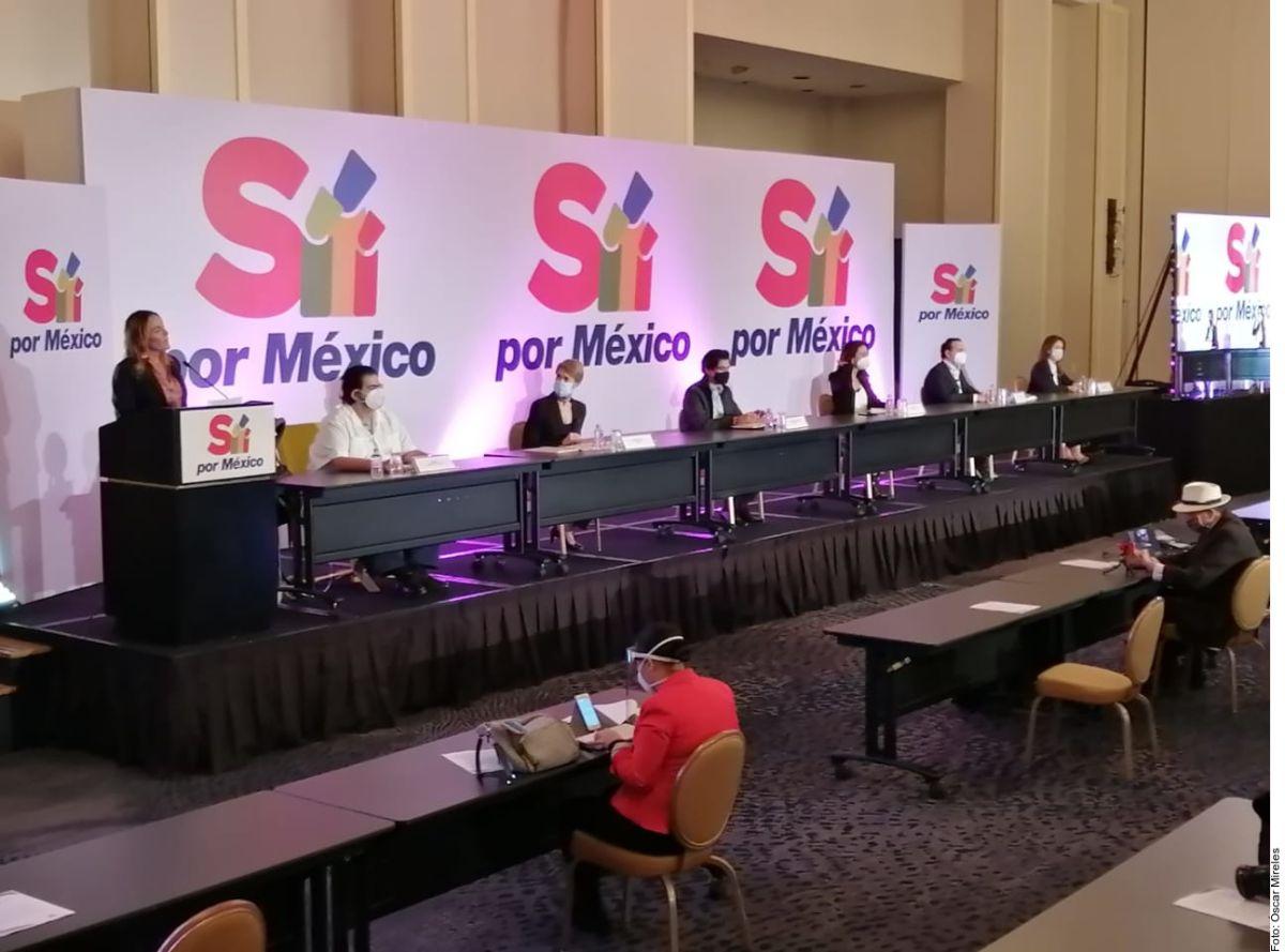Surge Sí Por México, frente que busca presionar cambios en políticas de AMLO