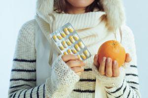 Multivitamínicos adecuados para consumir durante la temporada invernal
