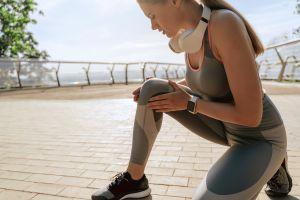 ¿Te duele la rodilla? Algunas alternativas para evitar ese malestar