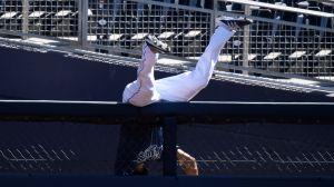 El dominicano Manuel Margot hace la atrapada del año y Rays gana a los Astros