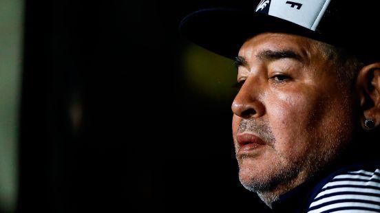 Maradona coronavirus