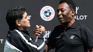 ¿Quién es más rico, Pelé o Maradona?