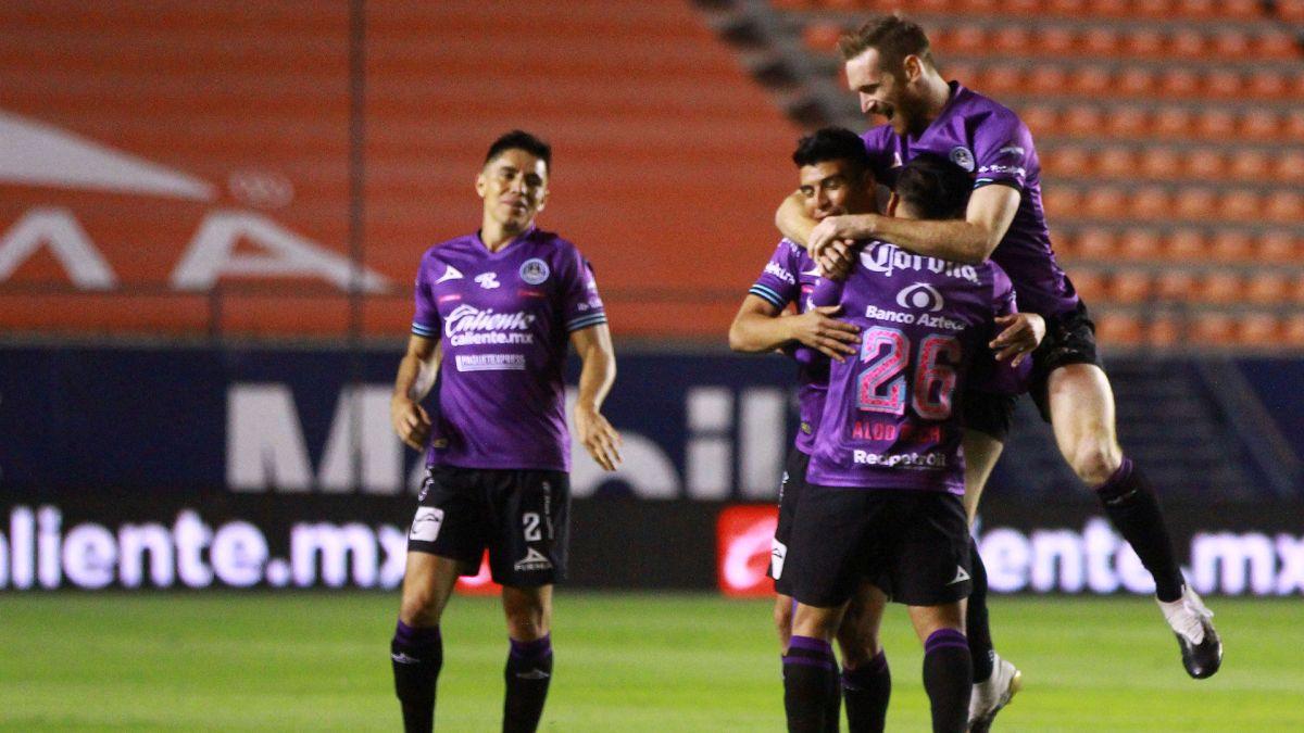 El poder del 'Jefe' Boy; Mazatlán hace pedazos a San Luis con terrible goleada