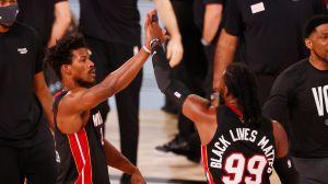 El Miami Heat despertó y gana el tercer juego de las Finales ante Lakers