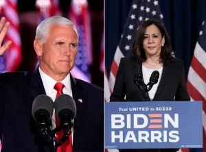 EN VIVO Y EN ESPAÑOL: Sigue el debate de Kamala Harris y Mike Pence aquí