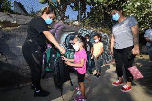 El impacto del COVID-19 en Mujeres de Color en el Condado de Los Ángeles