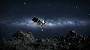 Cómo fue la audaz maniobra de la nave espacial Osiris-Rex para tocar el asteroide Bennu