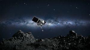NASA cumplió con su histórico reto de tomar muestras del asteroide Bennu