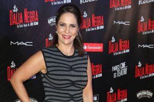 Entre lágrimas, la conductora Ana María Alvarado revela que tiene COVID-19