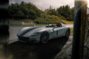 Ferrari Monza SP1 y SP2 modificadas por Novitec