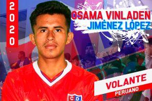 Fichaje bomba: Osama Vinladen el nuevo aterrorizante refuerzo de un equipo peruano