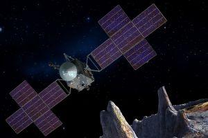 Psyche 16, el asteroide que vale más que la economía mundial, en la mira de la NASA