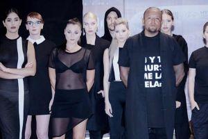 Del diseño de modas, a la solidaridad con los repatriados