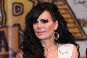 Maribel Guardia responde a quienes comparan su cara con la de Michael Jackson