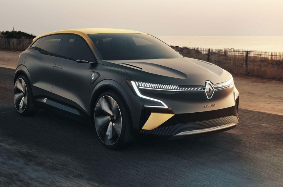 Mégane eVision: un Renault con visión de futuro