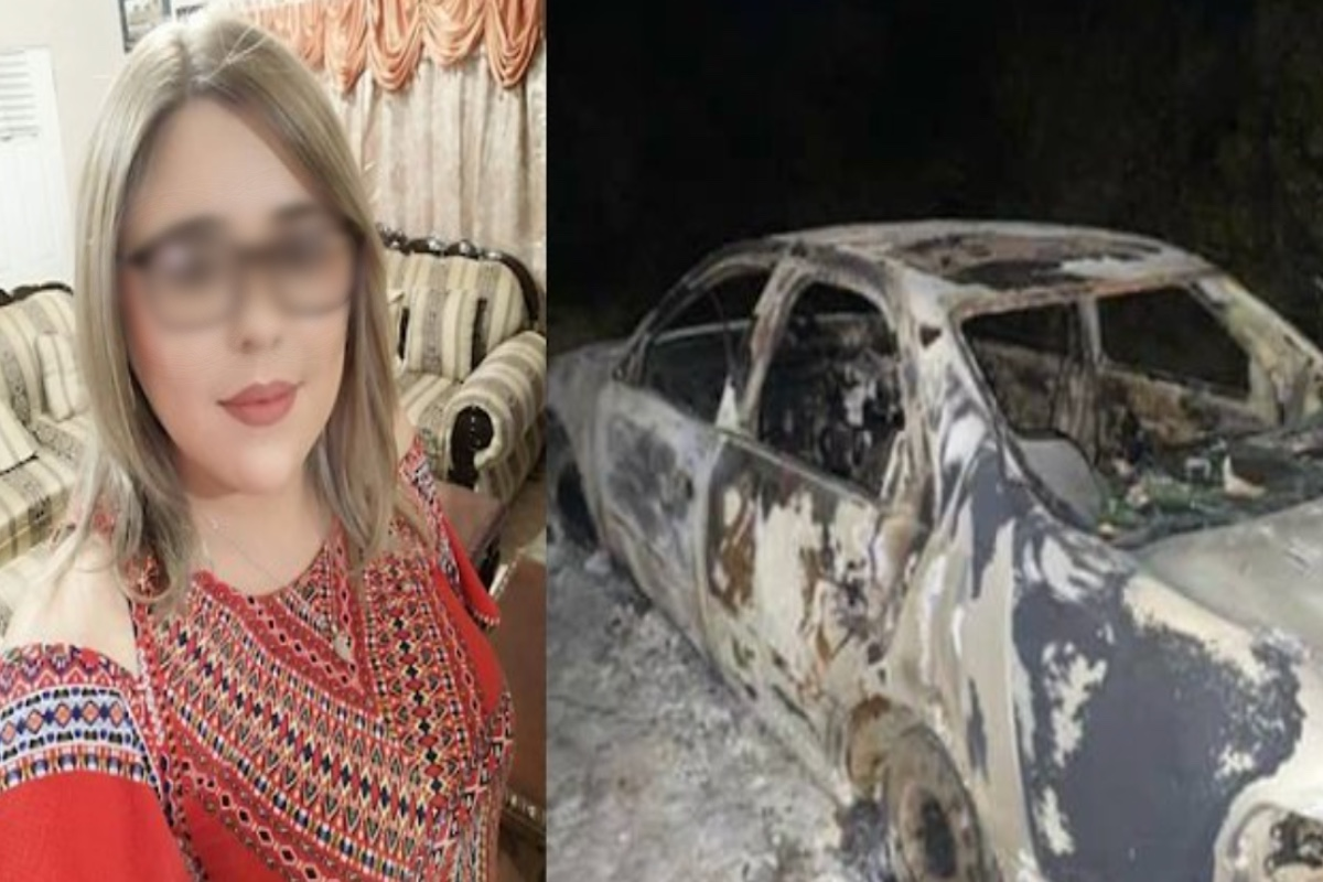 Sicarios secuestran y asesinan a jovencita; restos fueron hallados en un auto quemado