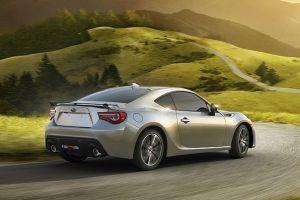 Subaru revela la primera imagen del nuevo Subaru BRZ, un auténtico deportivo con motor turboalimentado