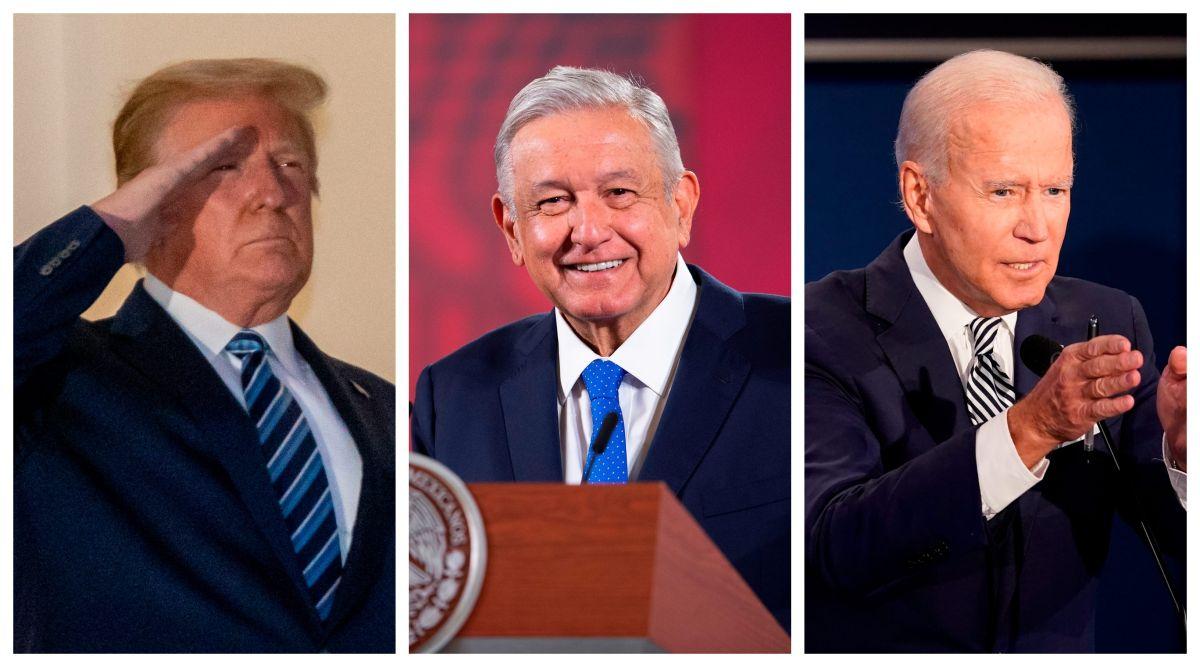 Estadounidense asegura que prefiere votar por AMLO antes que por Trump y Biden