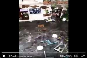 VIDEOS: Reportan tsunami en costas de Grecia y Turquía tras terremoto