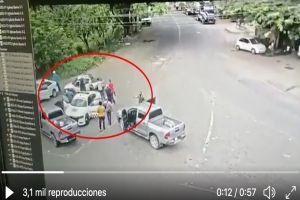 VIDEO: Sicarios del Cártel de Sinaloa así secuestraron a mando de Guardia Nacional